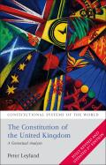 Constitution of the United Kingdom A Contextual Analysis Second Edition