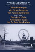 Decisions of the Arbitration Panel for In Rem Restitution - Volume 5