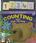 Counting with Billy the Bear [With Magnet(s)] (Learn with Magnets)