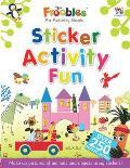 Big Book of Sticker Fun