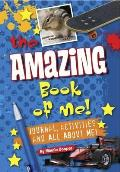 Amazing Book of Me Boys: Journal, Diary, Quizzes, All About Me!