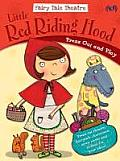 Little Red Riding Hood Fairy Tale Theatre Press Out & Play