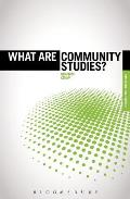 What Are Community Studies? ('What Is?' Research Methods)