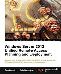 Windows Server 2012 Unified...
