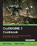 CryEngine 3 Cookbook Cover