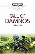 Space Marine Battles #5: The Fall of Damnos Cover