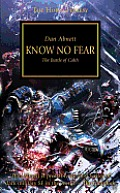 Horus Heresy #19: Horus Heresy: Know No Fear