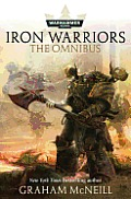 Iron Warriors: The Omnibus Cover