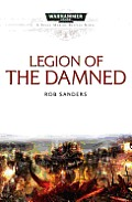 Space Marine Battles #8: Legion of the Damned Cover