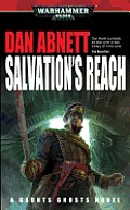 Gaunt's Ghosts Novels #13: Salvation's Reach Cover