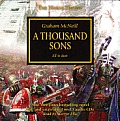 A Thousand Sons: All Is Dust (Horus Heresy) Cover