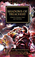 Warhammer 40,000 Novels: Horus Heresy #22: Shadows of Treachery Cover