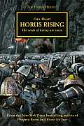 Horus Heresy #01: Horus Rising: The Seeds of Heresy Are Sown