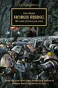 Horus Heresy #01: Horus Rising: The Seeds of Heresy Are Sown