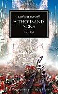 Thousand Sons All is Dust Horus Heresy