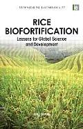 Rice Biofortification (Pathways to Sustainability) Cover