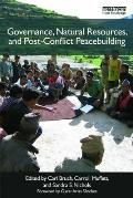 Post-Conflict Peacebuilding and Natural Resource Management: Six Volume Set (Peacebuilding and Natural Resources)