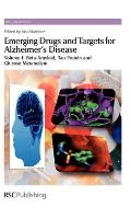 Emerging Drugs and Targets for Alzheimer's Disease: Volume 1: Beta-Amyloid