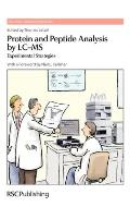 Protein and Peptide Analysis by LC-MS: Experimental Strategies (RSC Chromatography Monographs)