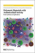 Polymeric Materials with Antimicrobial Activity: From Synthesis to Applications