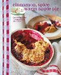 Cinnamon Spice and Warm Apple Pie: Comforting Baked Fruit Desserts for Chilly Days
