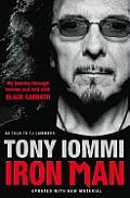 Iron Man My Journey Through Heaven & Hell with Black Sabbath UK Edition