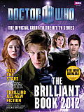 Brilliant Book of Doctor Who 2012