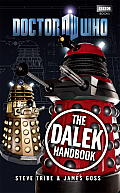 Doctor Who: The Dalek Handbook Cover