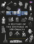 Doctor Who A History of the Universe in 100 Objects