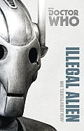Doctor Who Illegal Alien The Monster Collection Edition