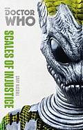 Doctor Who Scales of Injustice The Monster Collection Edition