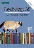 Complete Companions: As Student Book for Wjec Psychology
