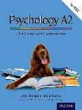 Complete Companions: A2 Student Book for Wjec Psychology
