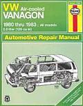 Volkswagen Vanagon 1980 1983