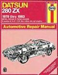 Haynes Datsun 280ZX Owners Workshop Manual #563: Datsun 280ZX Owners Workshop Manual