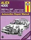 Audi owners workshop manual