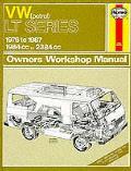 Volkswagen LT Series 1976-87 Owner's Workshop Manual