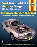 Ford Thunderbird & Mercury Cougar owners workshop manual