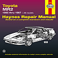 Toyota Mr2 Owners Workshop Manual (Owners Workshop Manual)