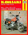 Kawasaki 900 Owners Workshop Manual, No. M222: '73-'77