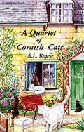 Quartet Of Cornish Cats