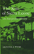 Krio Of Sierra Leone An Interpretive H