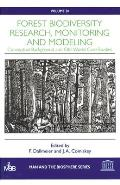 Forest Biodiversity Research, Monitoring and Modeling