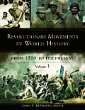 Revolutionary Movements in World History: From 1750 to the Present