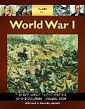 World War I [5 Volumes]: The Definitive Encyclopedia and Document Collection