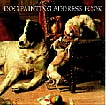 Address Book-Dog Painting