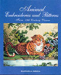 Animal Embroideries & Patterns From 19th Century Vienna