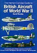 Hamlyn Concise Guide To British Aircraft Of Wo