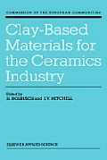 Clay-Based Materials for the Ceramics Industry