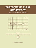 Earthquake, Blast and Impact